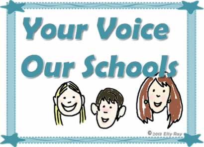 your voice our schools